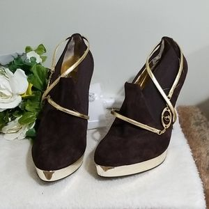 Baby Phat booties size 8
